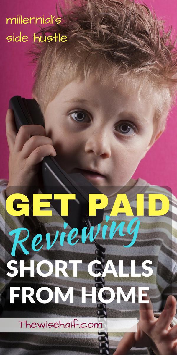 get paid to listen