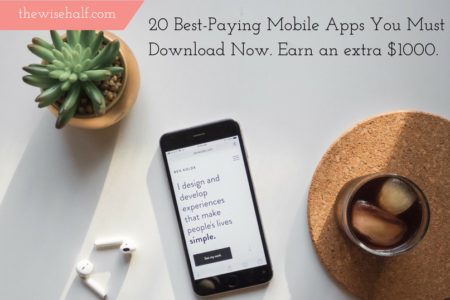 money-making apps