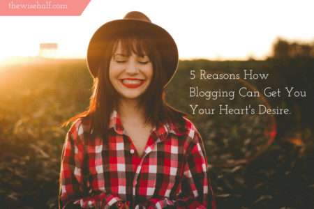 Best reasons to blog