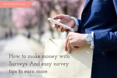 best survey companies - survey apps - the wise half