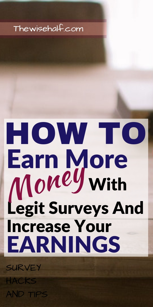 make money with free paid surveys